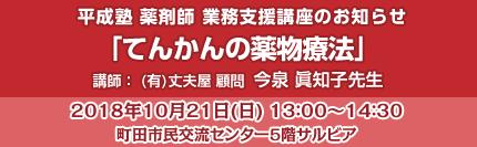 平成塾薬剤師業務支援講座「てんかんの薬物療法」